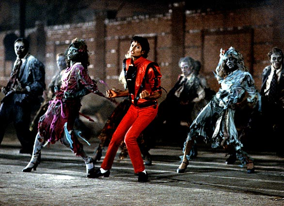 This Is Thriller Jackson-lays-down-some-moves-in-the-zombie-dance-scene-from-his-1982-thriller-music-video-ct